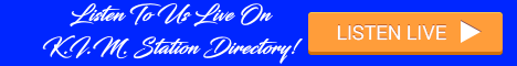 Listen to Blues Radio on K.I.M. Station Directory!